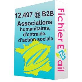Associations humanitaires, d'entraide, d'action sociale