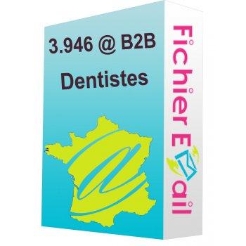 Fiche Dentistes et Prothésistes dentaires