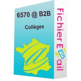 Fichier des collèges