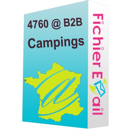 Fichier des camping