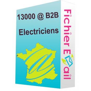 Fichier des électriciens