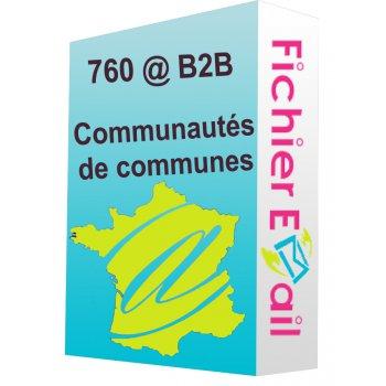 Communautés de communes