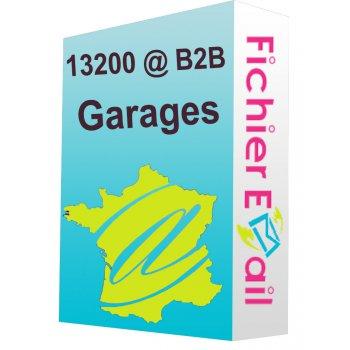 Fichier des garages
