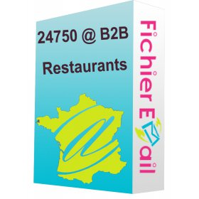 Fichier des restaurants